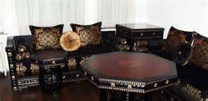 tissus de salon marocain salon marocain