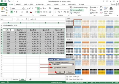 excel database profile cards design template how to create relational databases in excel 2013 pcworld