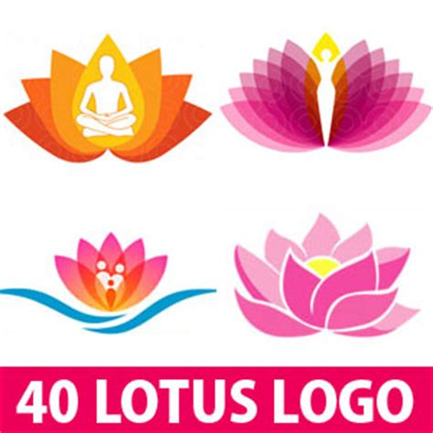 40 creative lotus logo design exles for your inspiration