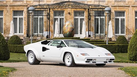 how cars run 1987 lamborghini countach head up display i am morally offended by this gold plated lamborghini countach interior