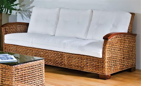 wicker sofa replacement cushions replacement cushions for rattan sofa set sofa the honoroak