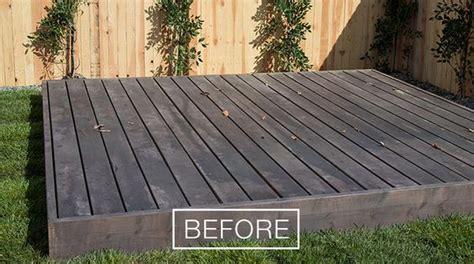 deck restoration  behrs deckover  home depot behr