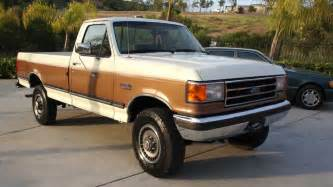 1991 ford f 250 4x4 pickup truck 1 owner 86k miles for