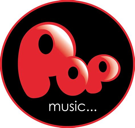 popmusic com pop music logo logos download
