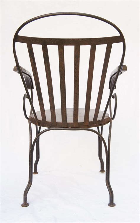iron chairs for sale great pair of antique iron arm chairs for sale at 1stdibs