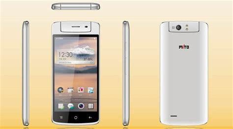 Mito Paling Murah mito selfie a77 ponsel murah dengan kamera putar 8 mp begawei