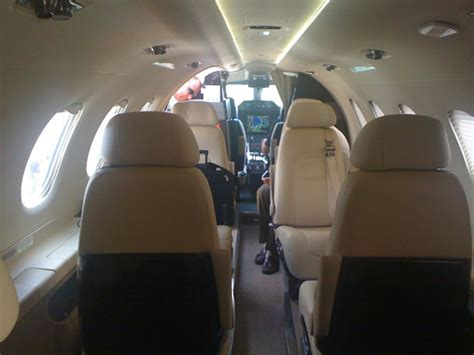 Phenom 300 Cabin by May 27th Founders Hosts Embraer Phenom 300 Founders