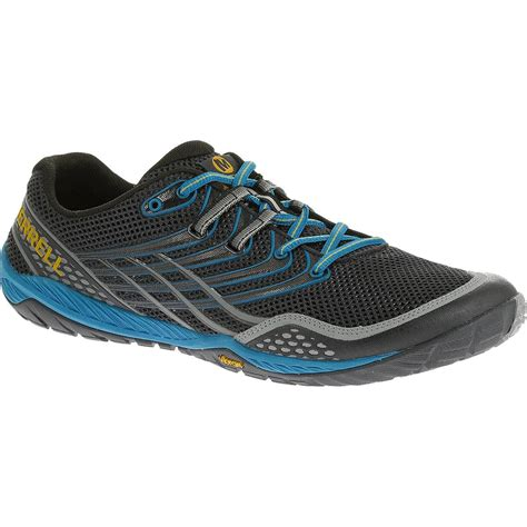 merrell trail running shoes merrell trail glove 3 mens running shoes sweatband