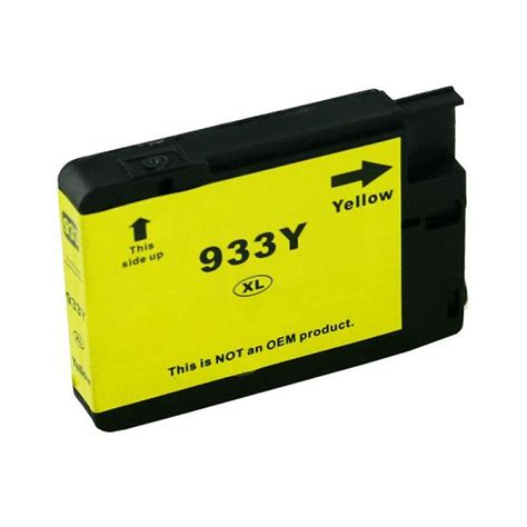 Tinta Hp 933 Xl Yellow Cn058an hp cn056ae no 933xl yellow zamjenska tinta