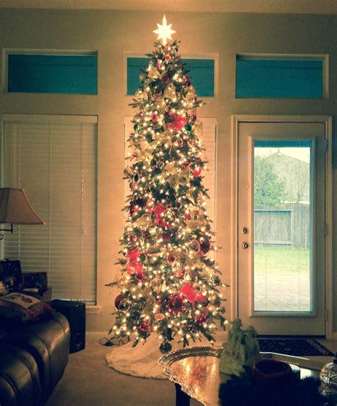 oregonian slim christmas tree tree classics