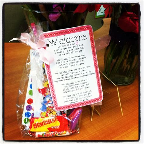 new year treats for school back to school poem and goodie bag classroom