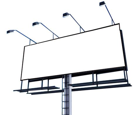blank digital billboard images