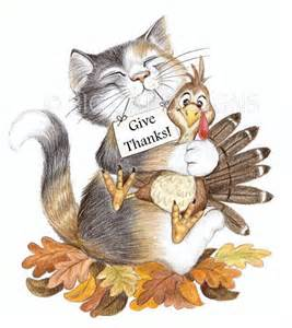 happy thanksgiving cats happy thanksgiving friends cat art pinterest