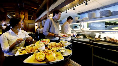 steak house seattle higher pay a surprise success for seattle restaurant cbs news