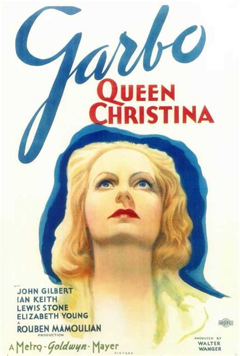 queen film poster queen christina movie posters from movie poster shop