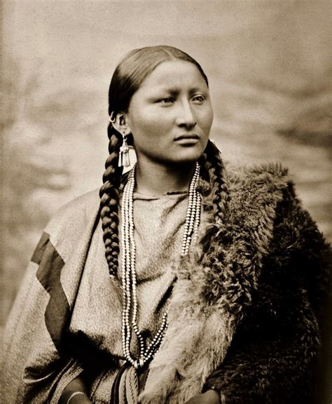 Cheyenne L by Pretty Nose A Cheyenne Photographed In 1878 At