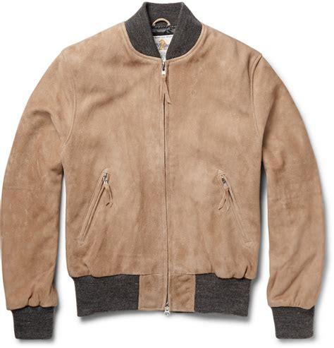 Jaket Bomber Polos Grey B2 club monaco golden suede bomber jacket shopstyle