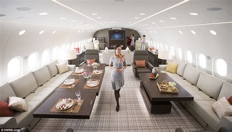Floor Plan Design Online by Inside The 163 230m Dreamliner That S Now A Private Jet