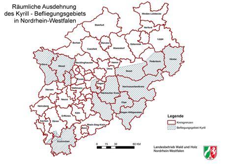 wann sind sommerferien in nordrhein westfalen luftbilder kyrill waldgebiete waldwissen net