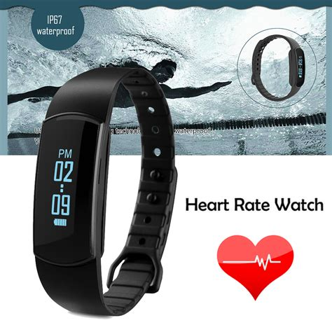 Watches Shower by Touch Screen Waterproof Smart Wristband Bracelet