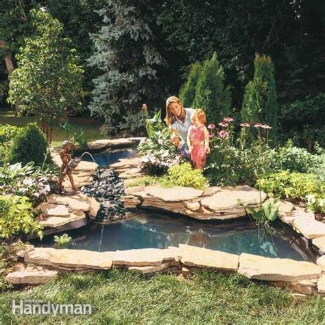 how to build a waterfall in your backyard best 20 garden stream ideas on pinterest backyard