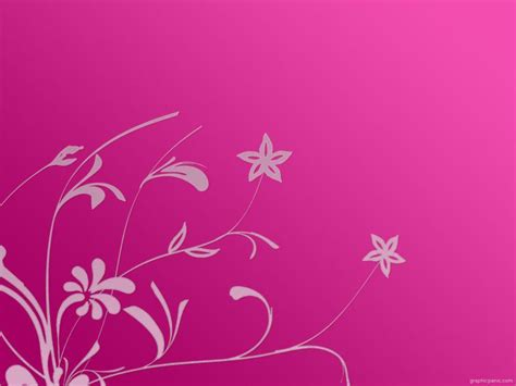 Pink Backgrounds Image Wallpaper Cave Pink Flower Background Powerpoint Backgrounds For Free