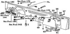 page 172 land cruiser 40 amp 45 series dash parts