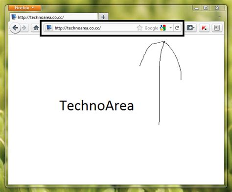 Search In Address Bar Combine Firefox Address Bar And Search Bar Using Quot Omnibar Quot Technoarea