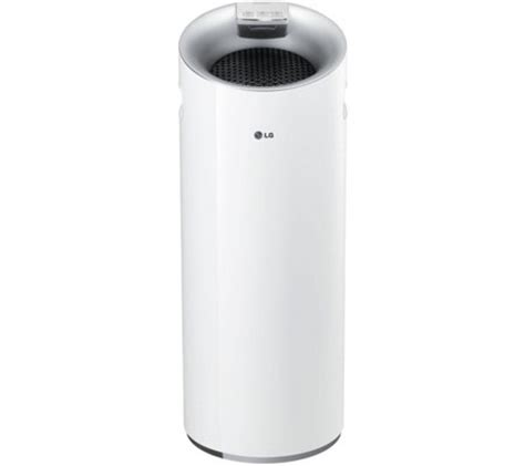 Air Purifier Merk Lg lg puricare tower 3 stage filter air purifier qvc