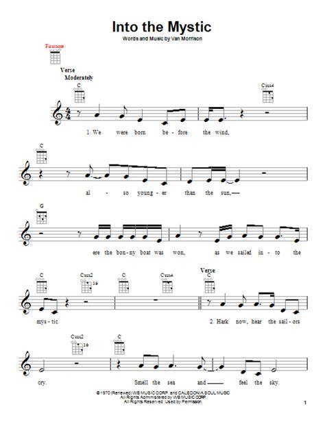 Van Morrison Guitar Chords