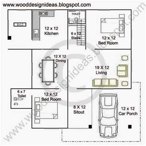 1254 sq ft kerala style low budget house plan wood