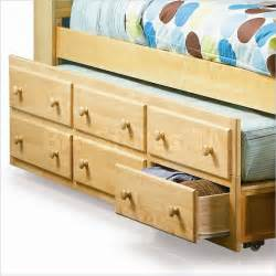 captain s bed 3 drawer trundle beds ap8526035 3