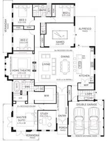 house plans websites floor plan friday at the back parents at the front