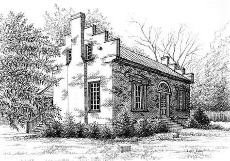 carter house franklin the carter house in franklin tennessee drawing by janet king