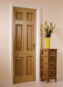 6 Panel Wood Interior Doors Interior Wood Doors Oak 6 Panel