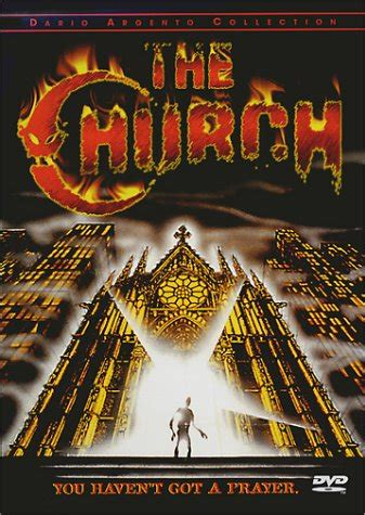 that was the church that was how the church of lost the books the church 1989 italian horror scod