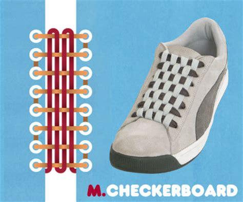 tutorial tali sepatu checkerboard macam macam simpul tali sepatu sumber ilmu dan informasi
