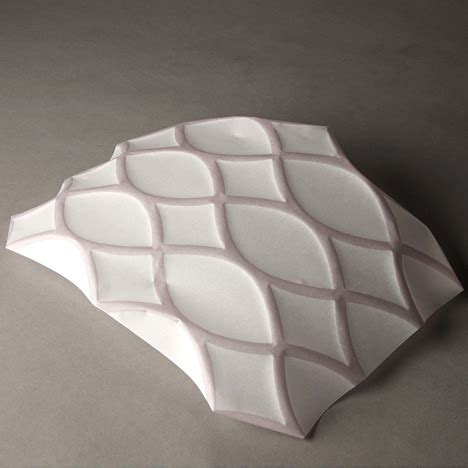 Paper Shapes Folding - hydro fold by christophe guberan self folding inkjet