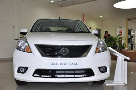 nissan almera 2012 nissan almera now in malaysia the preview