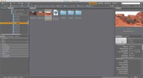 adobe bridge workflow adobe premiere pro workflow how to import media files to
