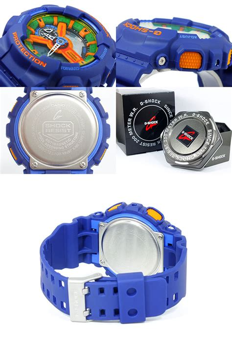 Gshock Original Ga 110fc 2a casio g shock ga 110fc 2a original end 4 19 2017 8 15 00