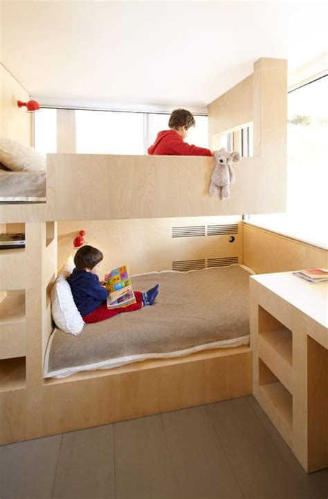Small Room Bunk Beds 289 Best Small Space Living Rooms Images On Child Room Infant Room And For