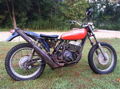 Ts400 Suzuki 1976 Suzuki Ts400 Apache 2 Stroke For Sale On