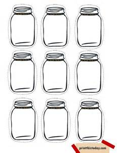 14 free printable jar and canning labels amp tags
