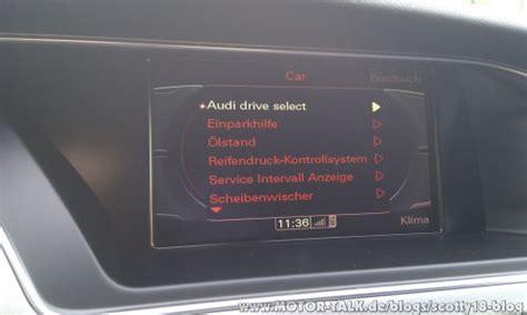 Audi A3 Anzeigesymbole by Drive Select Nachr 252 Sten Im A4 8k A5 8t A5 Cabrio