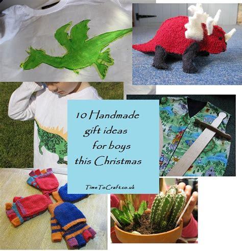 Handmade Gift Ideas For Boys - gifts for boys
