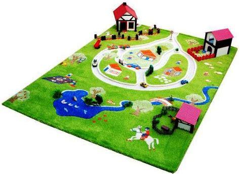 farm play rug ivi 3d play carpet klub supplies