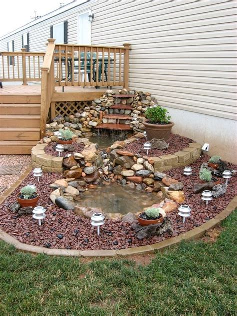 The Best Garden Ideas And Diy Yard Projects Kitchen Fun Diy Backyard Pond Ideas