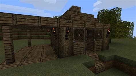 image small cabin extension png minecraft constuctions