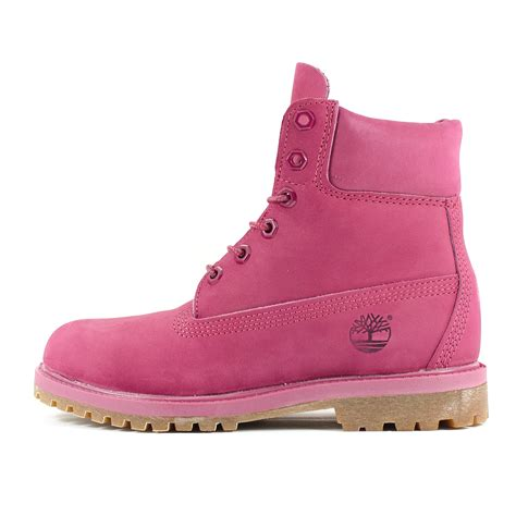 timberland boots pink timberland 6 inch premium mono edition violet